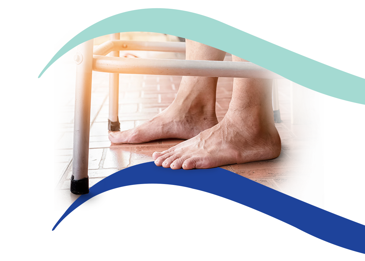 Balance Problems - Podiatrist in Hove and Brighton - Hove Foot Clinic