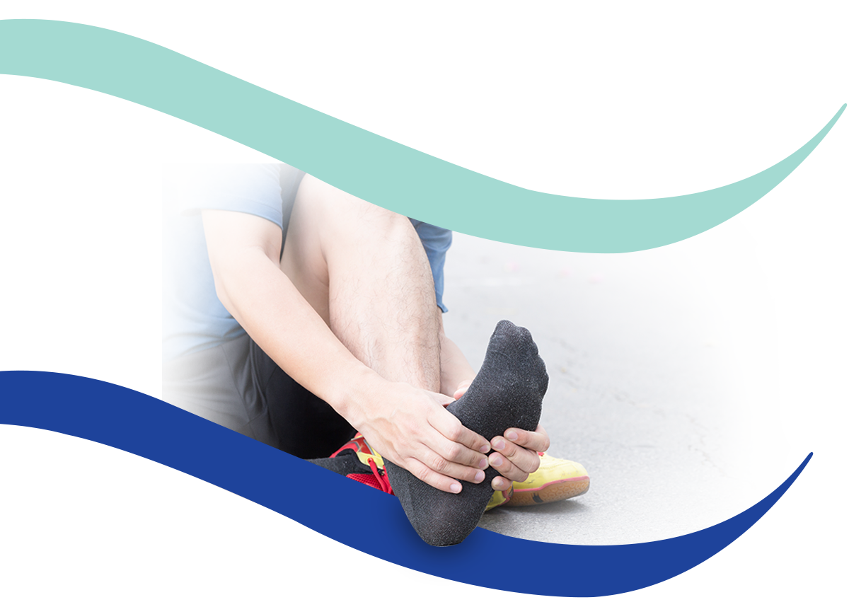 Sport injury treatment - Podiatrist in Hove and Brighton - Hove Foot Clinic